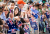 01-Australia-Day-crowd-Crowd-with-flags-watching-Parade